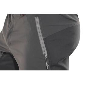 Directalpine Patrol Tech 1.0 - Pantalones de Trekking Hombre - gris/negro